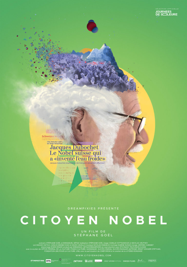 Official poster Citoyen Nobel