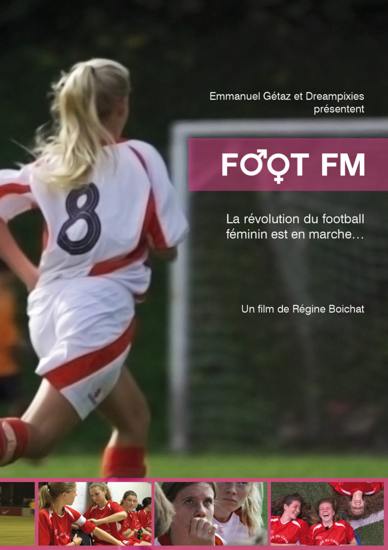 Official poster Foot FM